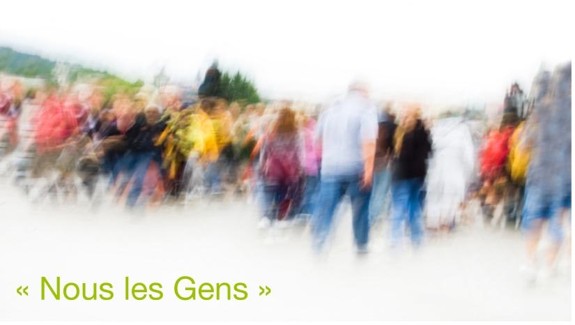 «Nous les Gens», le premier sondageparticipatif
